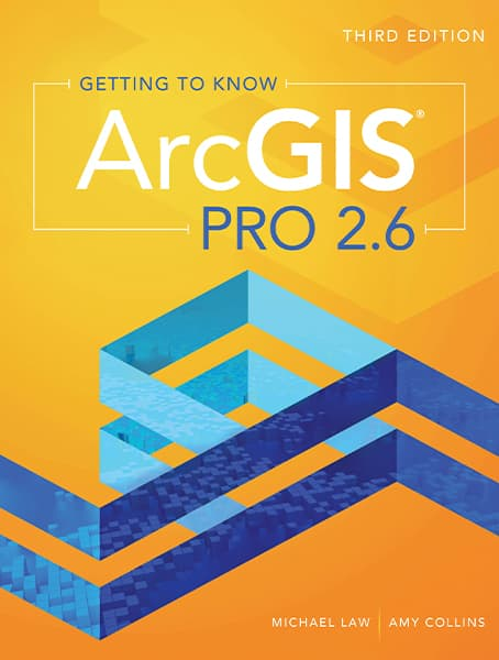Getting to Know ArcGIS Pro 2.6 Cover