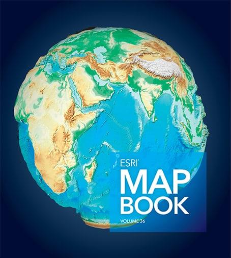 Esri Map Book, Volume 36 Cover