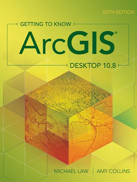 Getting to Know ArcGIS Desktop 10.8 Cover