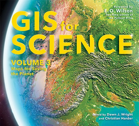 GIS for Science: Maps for Saving the Planet, Volume 3 Cover