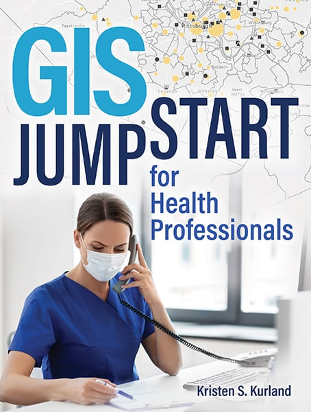 GIS Jump Start for Health Professionals Cover