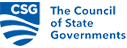 The Council of State Governments (CSG) logo