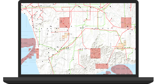 Petroleum & Pipeline GIS | Mapping & Spatial Analytics for Oil and