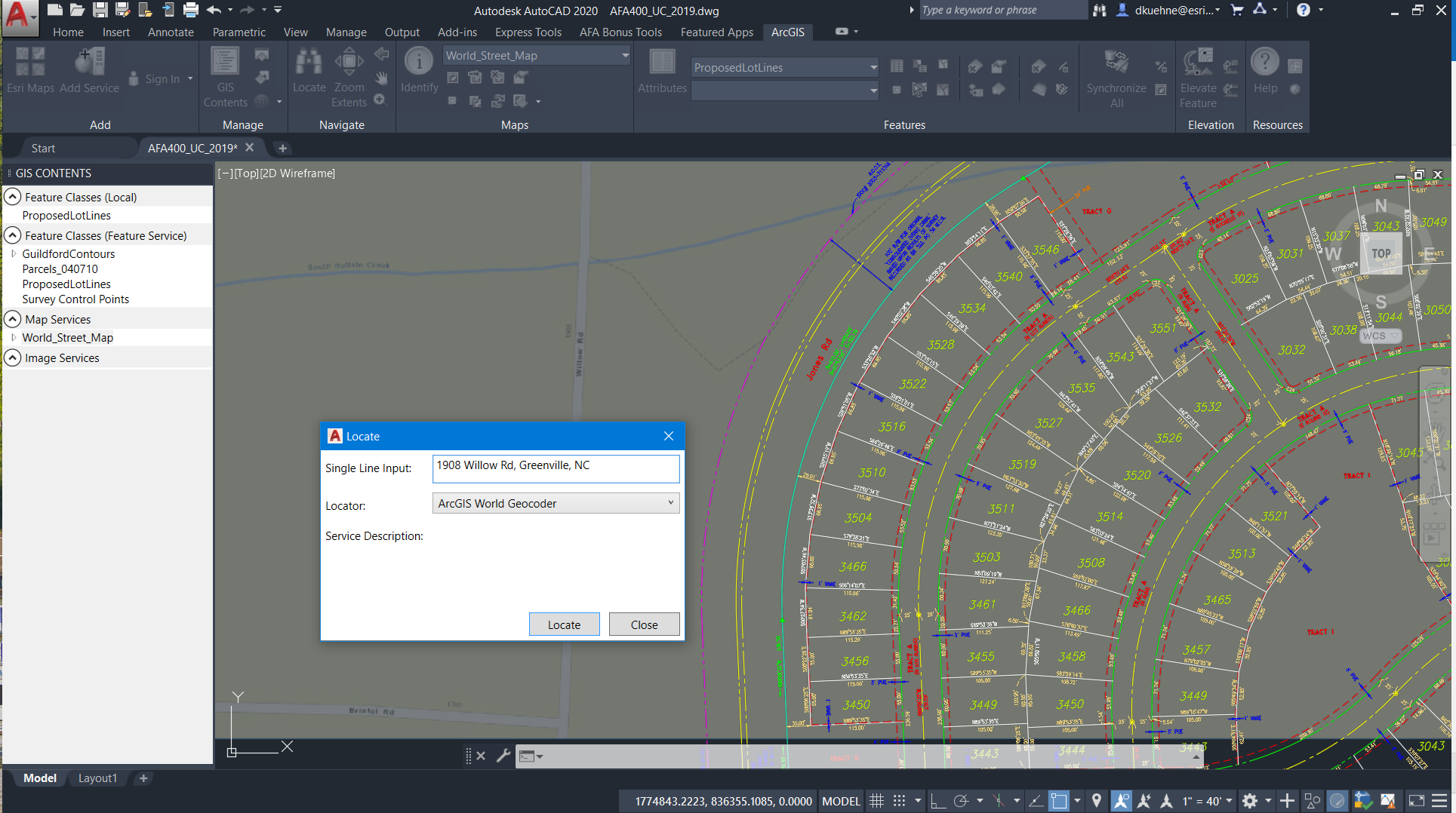 ArcGIS for AutoCAD | Free Plug-In for Interoperability Between