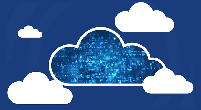 Data stored and shared in the Cloud