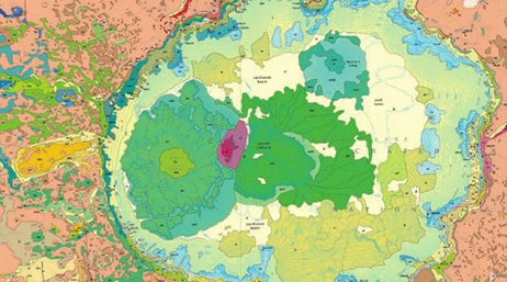 Map book gallery esri volume 25 gisthen and now gumiabroncs Choice Image