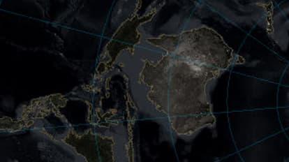 Eye Of The Hurricanes Map Maps We Love Esri