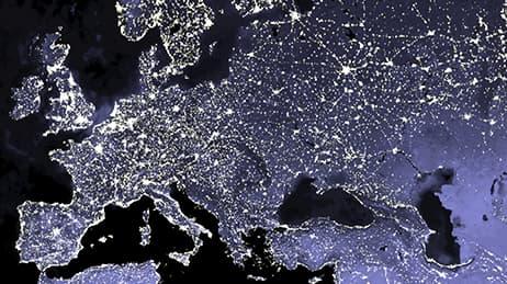 Lights On, Lights Out | Maps We Love - Esri