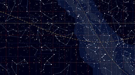 Interactive Star Map Northern Hemisphere.The Night Sky Map Maps We Love Esri