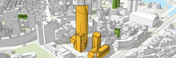 3D-edge-rendering