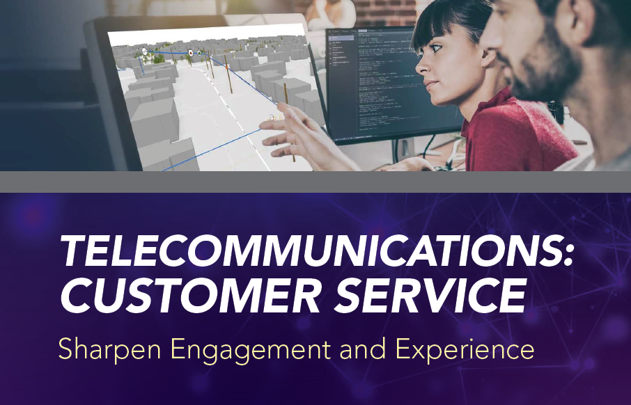 Telecommunications: Customer service