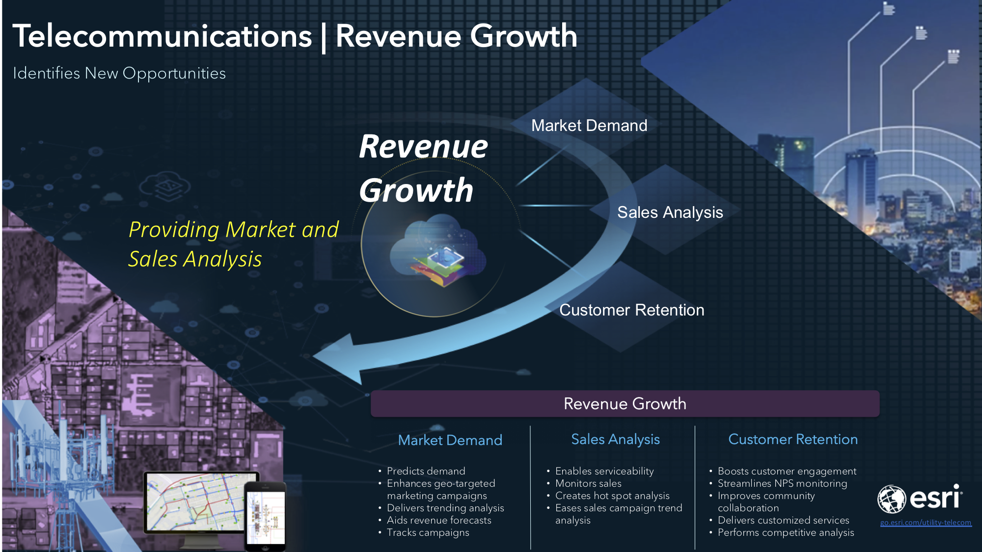 Telecommunications: Revenue Growth