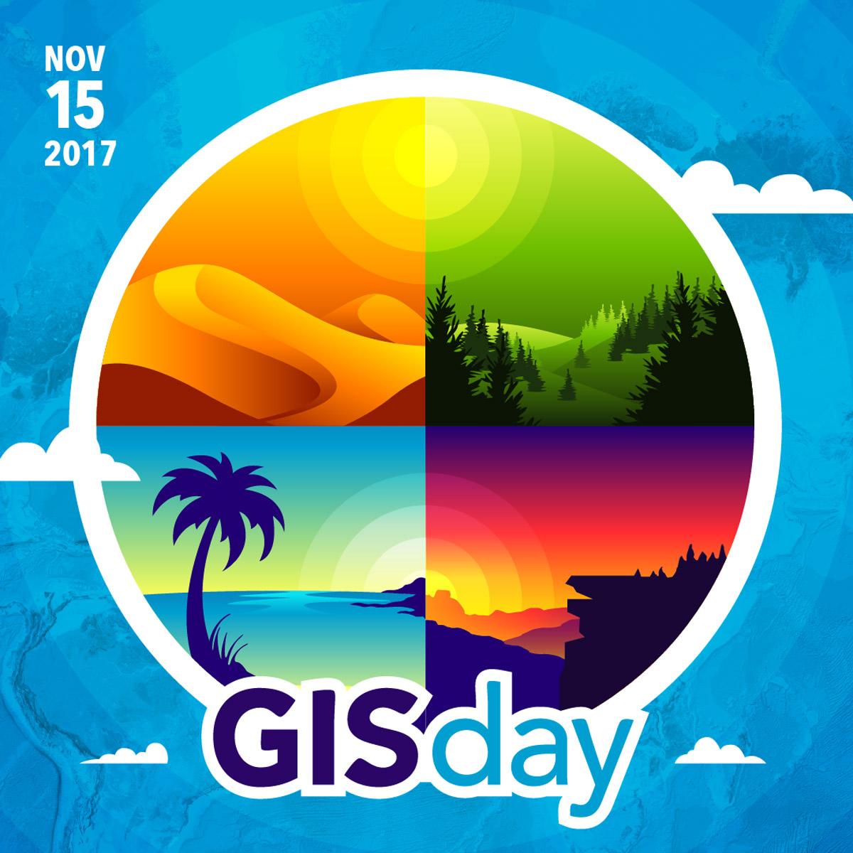 GIS Day, November 15, 2017