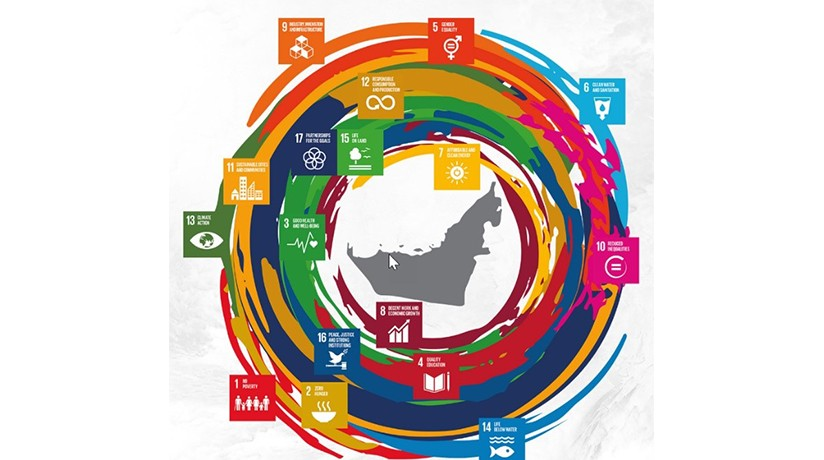 Figure 3. UAE SDG Wheel