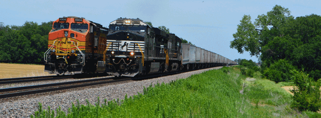Norfolk Southern Railway is a subsidiary of Norfolk Southern Corporation