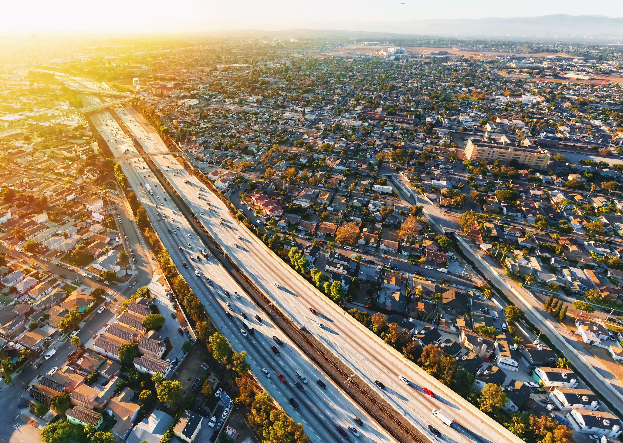Southern California Transportation Network