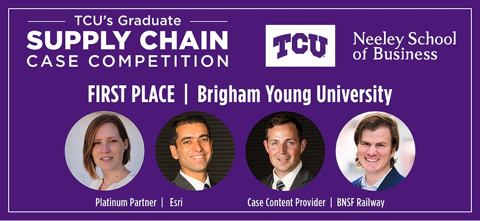 First Place Winner Brigham Young University