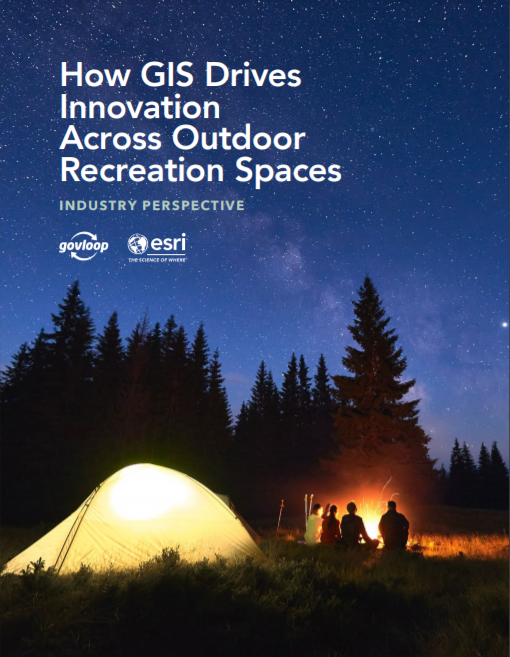 How GIS Drives Innovation Across Outdoor Recreation Spaces Industry Perspective Cover
