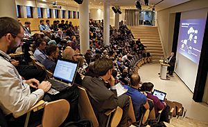 The 2012 European User Conference in Oslo, Norway.