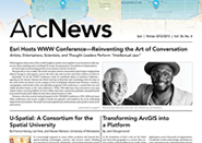 ArcNews Winter 2012/2013
