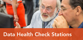 Data Health Check Stations
