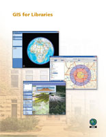 Read the GIS Solutions for Libraries Brochure [PDF]