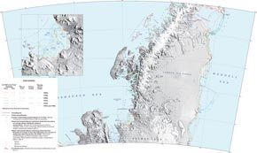 Mapping the Larsen Ice Shelf