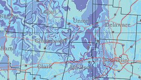 Mapping Aquifer Yields