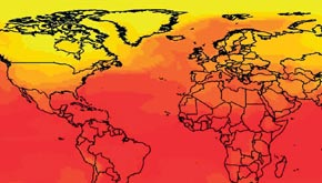 Climate Change Models Published