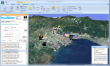 Social Media and Geo-Services: Real-time modeling in Haiti