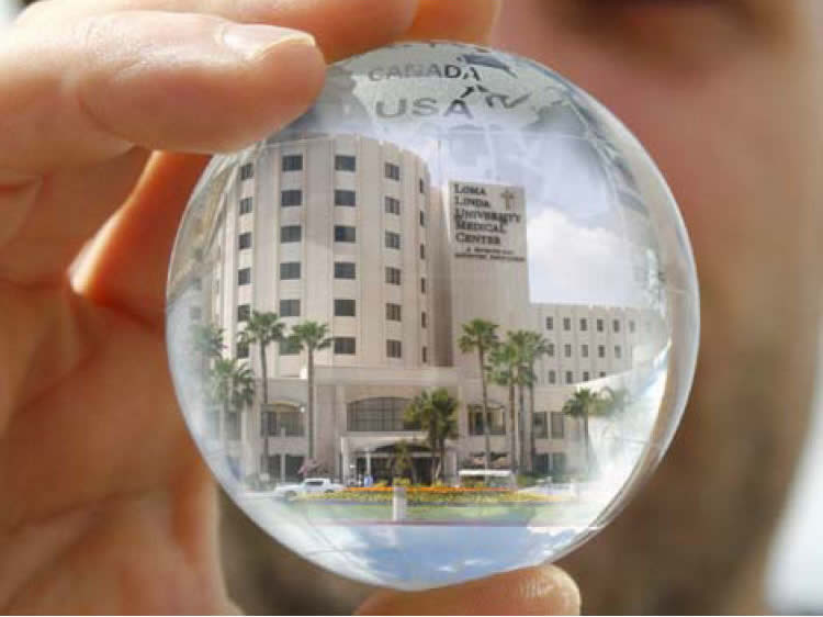 How GIS Is Changing Loma Linda University Medical Center's