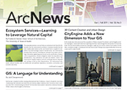 ArcNews Fall 2011