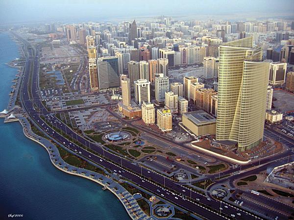 Abu Dhabi Police Creates Gis Center For Security Arcnews