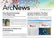 ArcNews Fall 2012