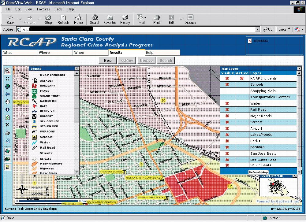 crime mapping analysis using gis pdf