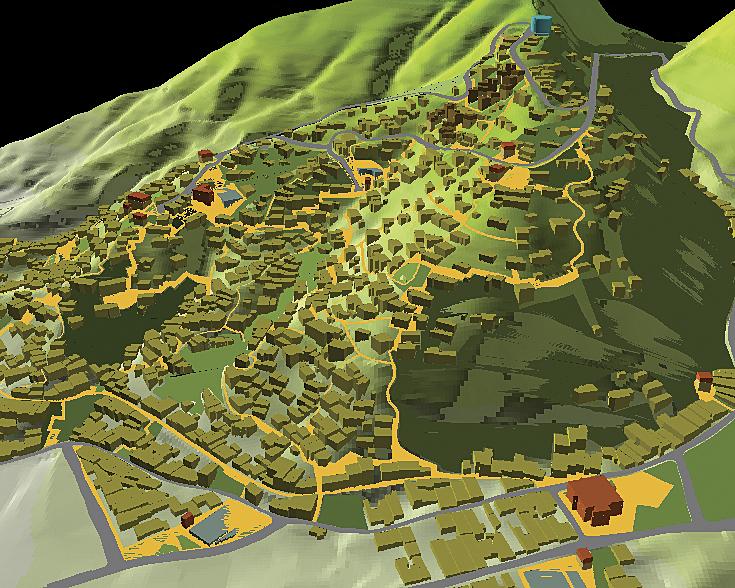 GIS Hero Brings Urban Planning to the Slums of Venezuela