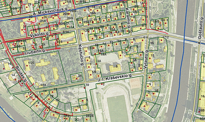 Cadastral Surveying And Mapping : European cadastres and national mapping agencies arcnews