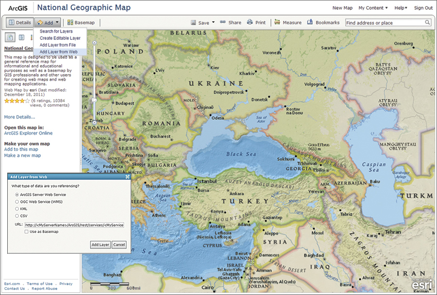Arcgis Online Whats New Arcnews