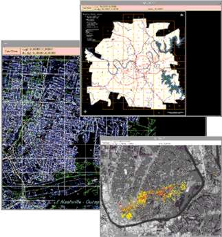 Esri News - Spring 1999 ARC News -- Whirlwind of GIS Activity in ...