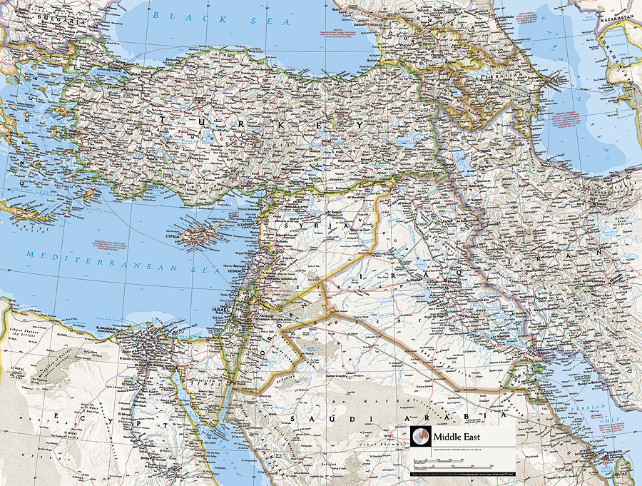 ArcNews Summer Issue National Geographic Atlas Of The - National geographic political map