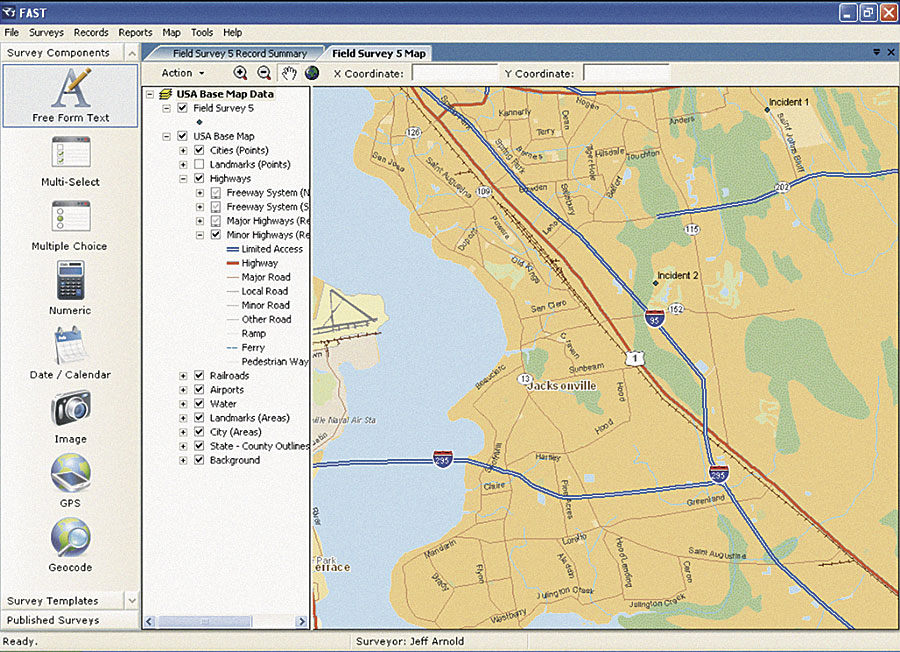 ArcNews Summer 2006 Issue -- City of Jacksonville, Florida, Maps Its ...