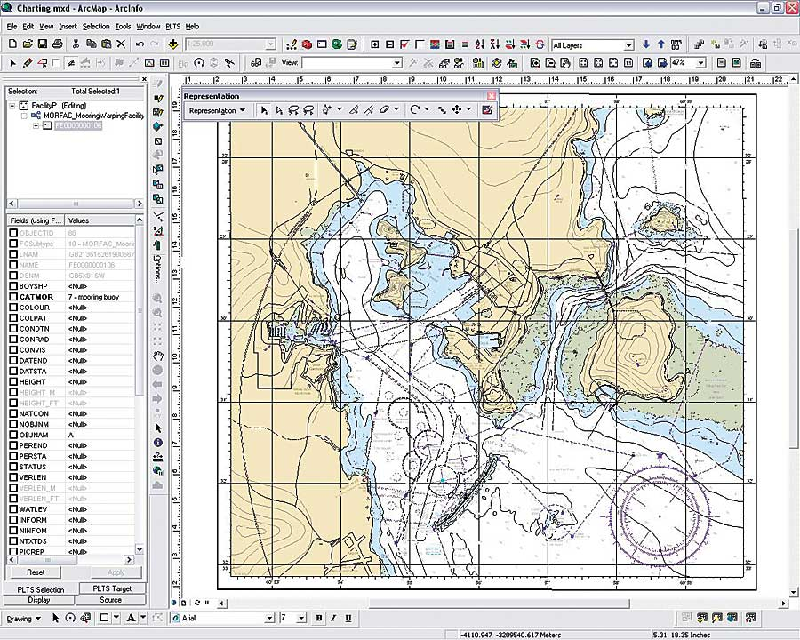 The Nautical Chart System will help the Marine Chart Division meet its ...