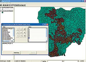 gis application in nigeria Application of remote sensing and gis for flood risk analysis:  application of gis and remote sensing technology to map flood areas will make it.
