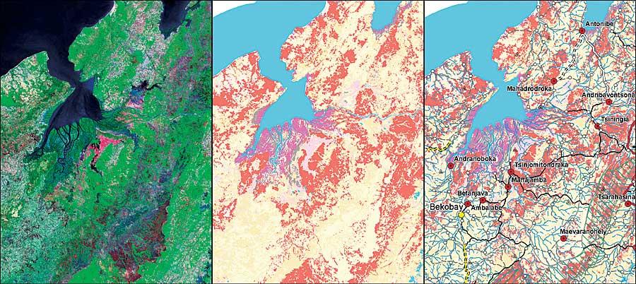 Atlas of the Vegetation of Madagascar