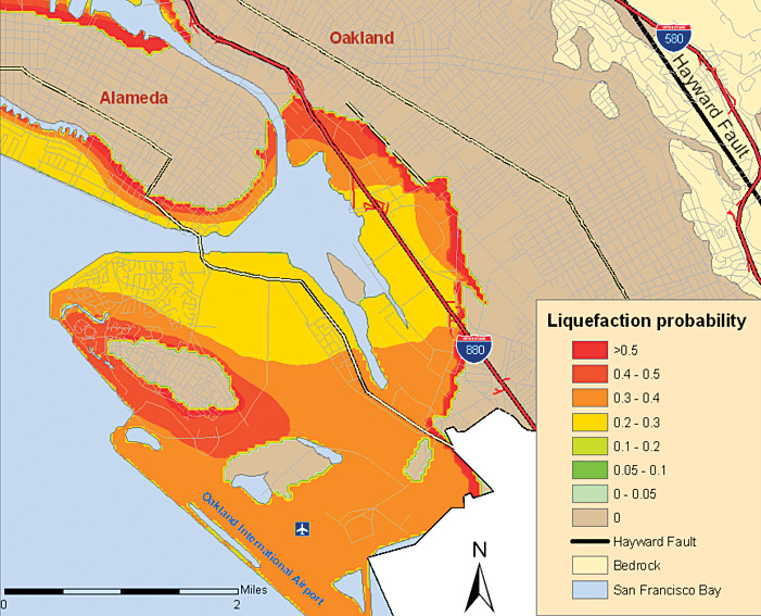 ArcNews Summer 2008 Issue -- USGS Soil Liquefaction Models Reveal ...
