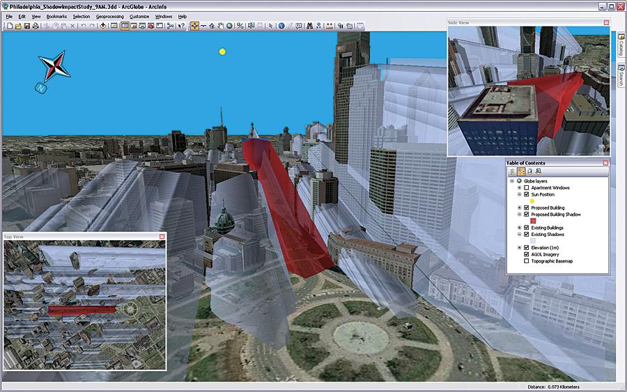 ArcGIS Desktop 10.0 Build 3200 SP2 x86+x64 2010, ENG + crack.