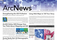 ArcNews Summer 2012