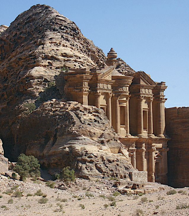 Cultural Heritage Management and GIS in Petra, Jordan   ArcNews