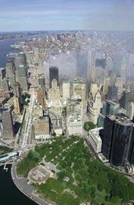 Esri News -- ArcNews Winter 2001/2002 Issue -- New York City