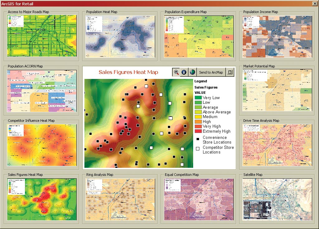 ArcNews Winter 2003-2004 Issue -- ArcGIS 9 Provides a